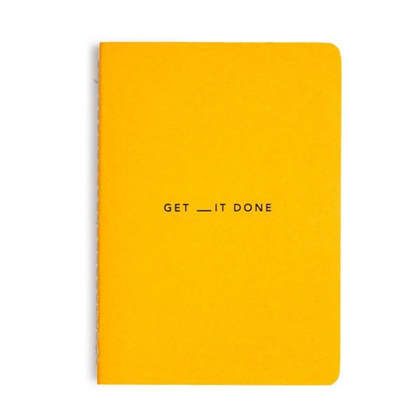 MiGoals A6 To-do List Notebook