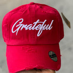 Grateful Dad Hat (Script)