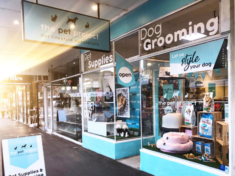 The Pet Project Store