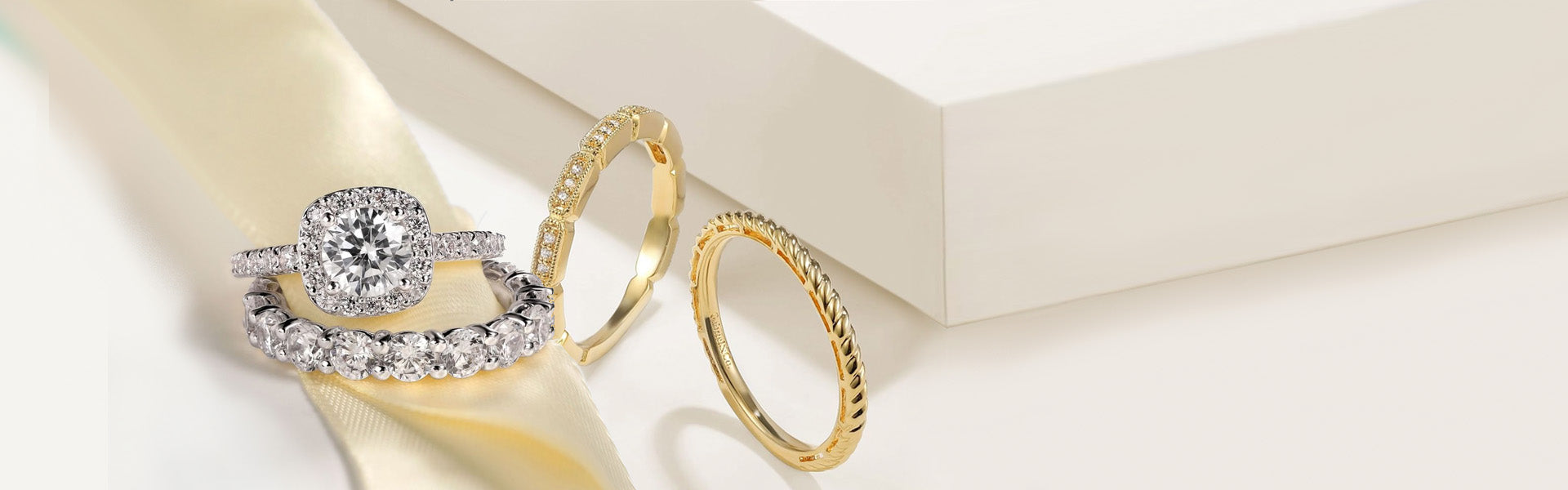 wedding jewelry rings and bands