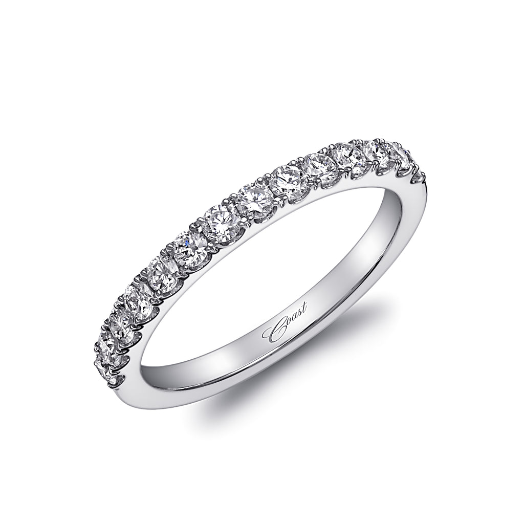 Platinum Diamond Wedding Band WC20015