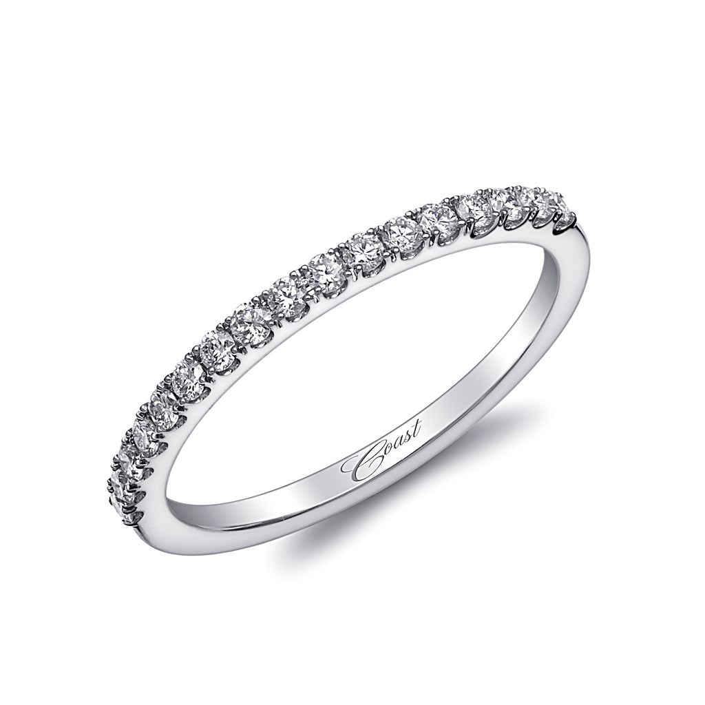 Platinum Diamond Wedding Band WC20020