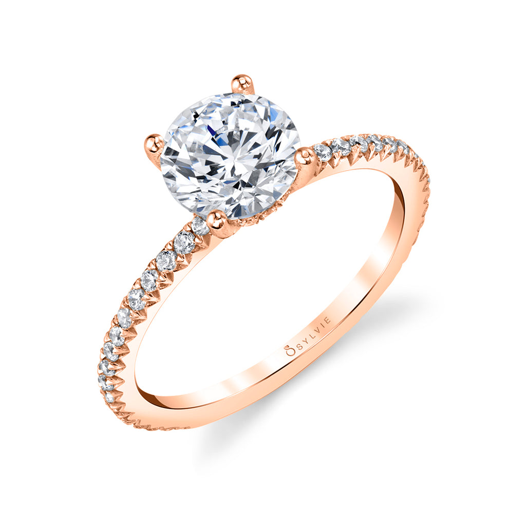 Classic Engagement Ring - Maryam
