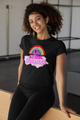 I Am a Pink Starburst - Rainbow Tee
