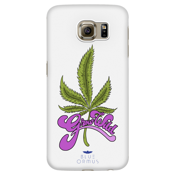 Grow Wild Galaxy Phone Case