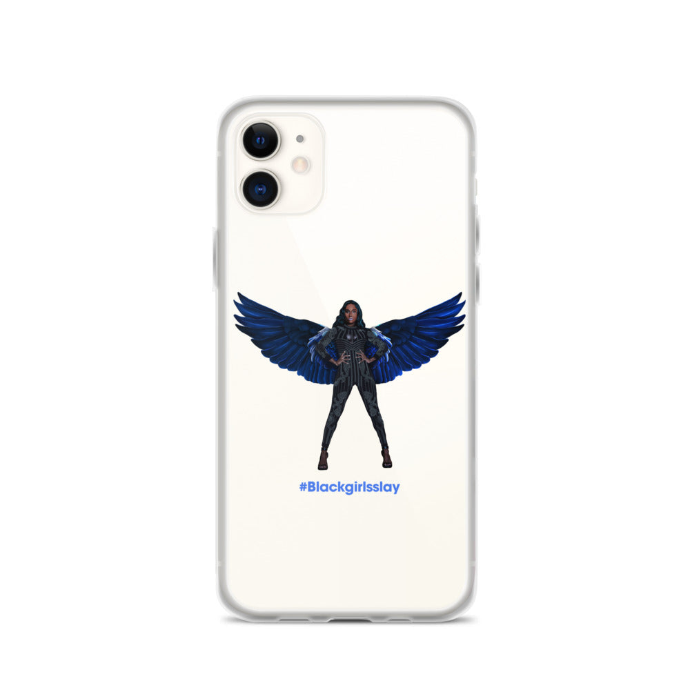 Black Girls Slay iPhone Case