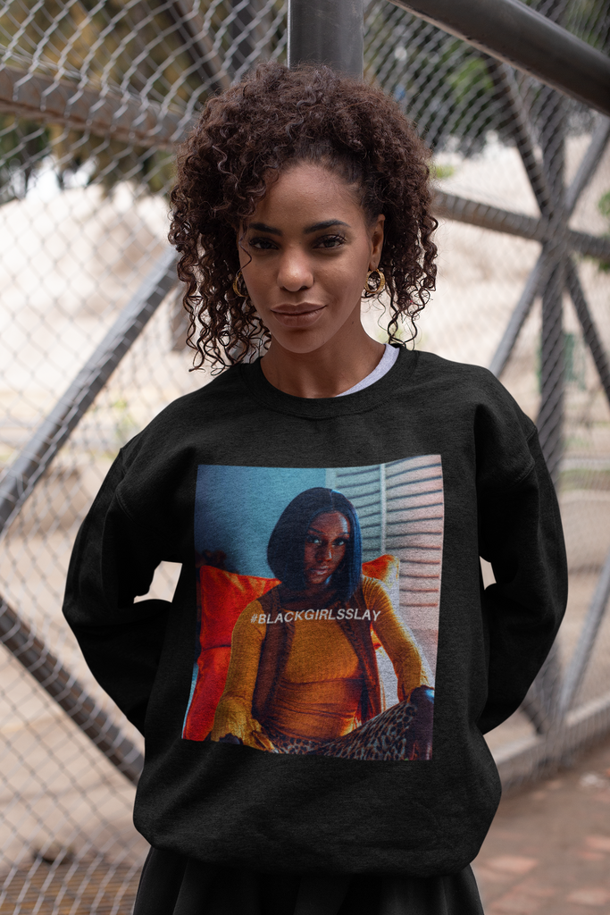 #BlackGirlsSlay Champion Sweatshirt