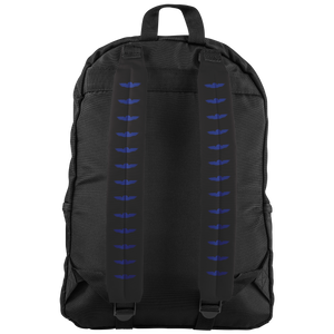 Blue Ormus Black girls slay Backpack