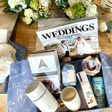 Load image into Gallery viewer, Bridal Box LUXE - Something Blue