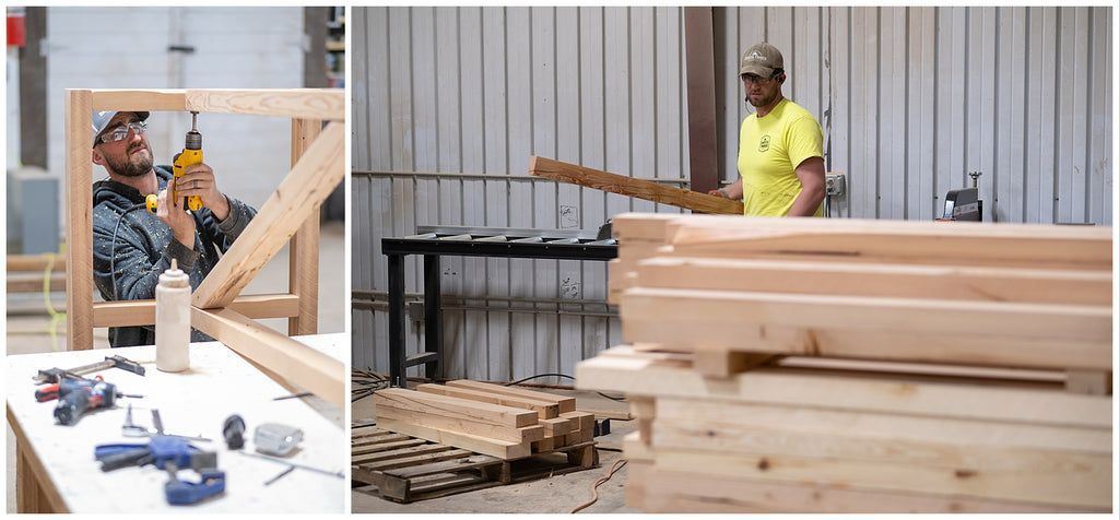 Dakota Timber Company | Lumber Yard Products | Sustainable Building Materials