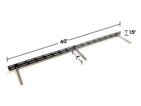 "Shelf Bracket-40""x7""x1.5"" - Dakota Timber Co"