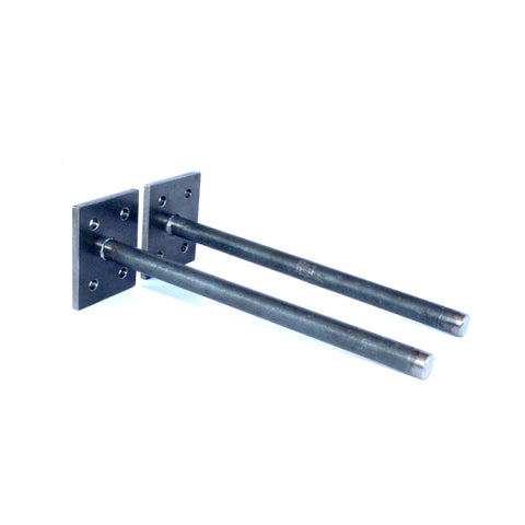 Large Universal Mounting Brackets (Pair) - Dakota Timber Co