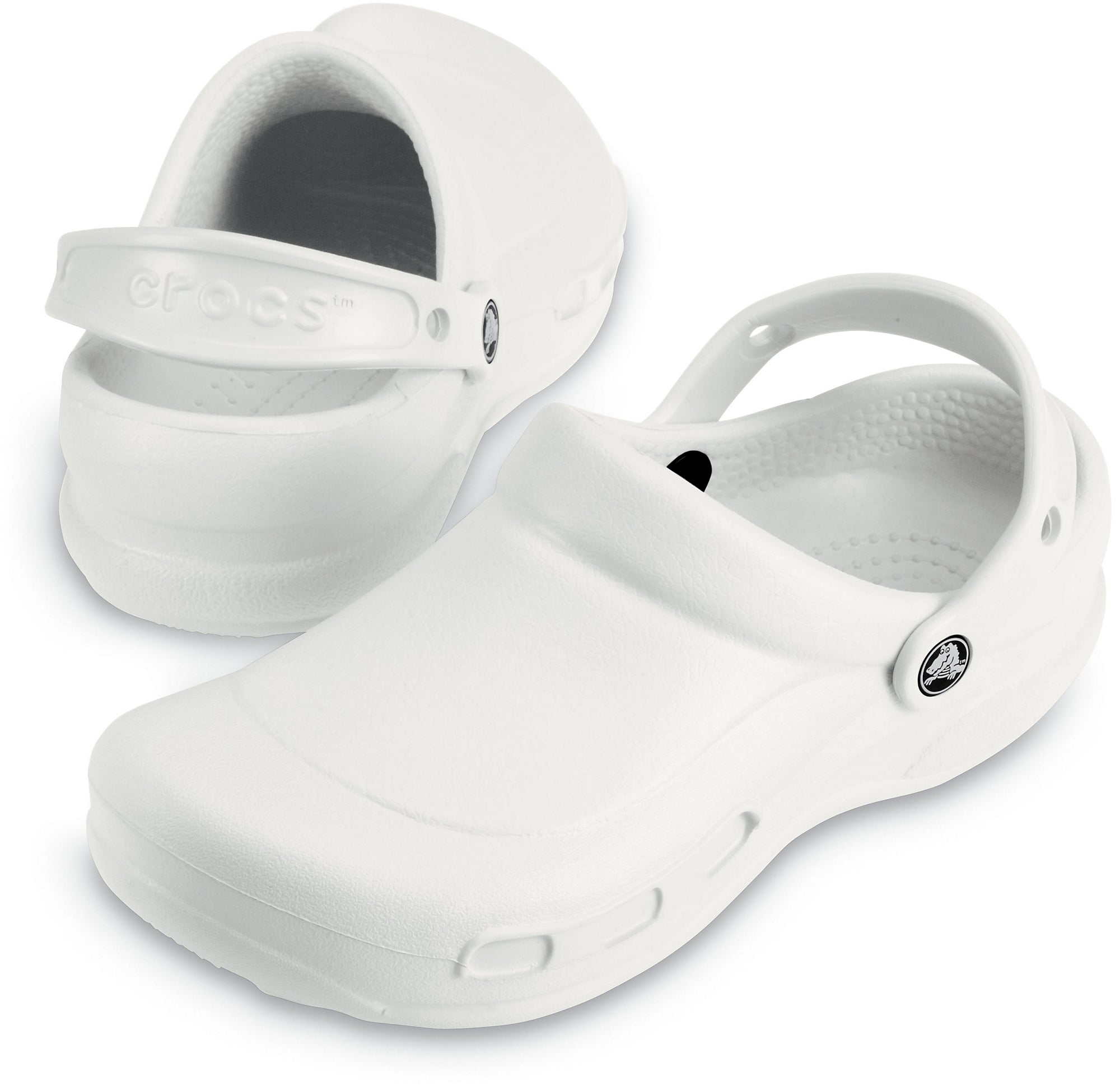 SALE - Crocs At Work Specialist Clog - White 10073-100
