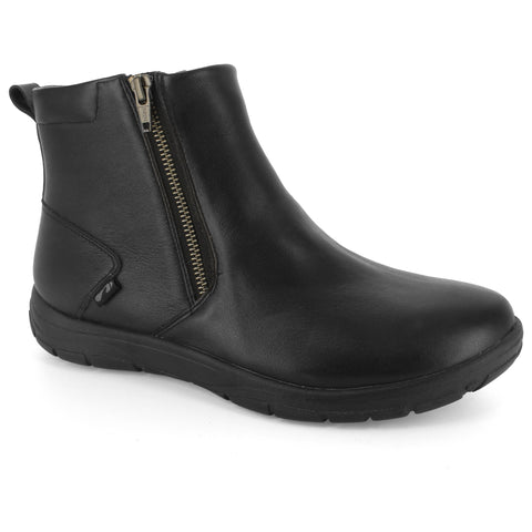 Strive Bamford Ankle Boot Black Ladies