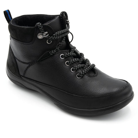 SALE - Padders Stoneywell Ankle Boot - Black