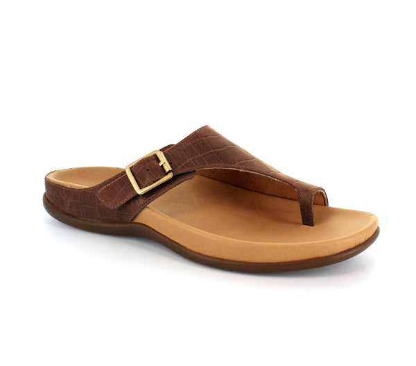 STRIVE JAVA Toe Loop Sandal with Arch Support - Ladies