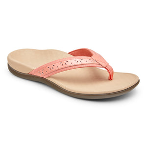 VIONIC CASANDRA Toe Post Sandal with Arch Support - Ladies