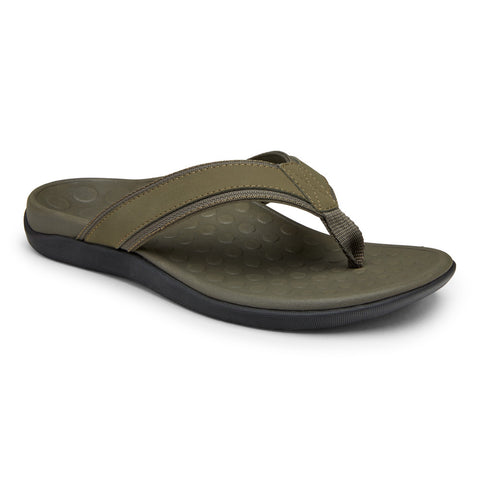 VIONIC TIDE Toe Post Sandal with Arch Support - Mens