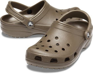 SALE - Crocs Classic Clog - Chocolate - US13/ UK12 - 10001-200