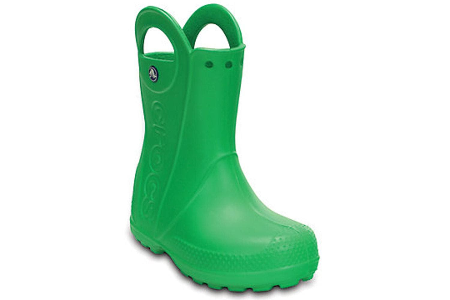 SALE - Crocs Handle It Rain Boot - Grass Green - KIDS