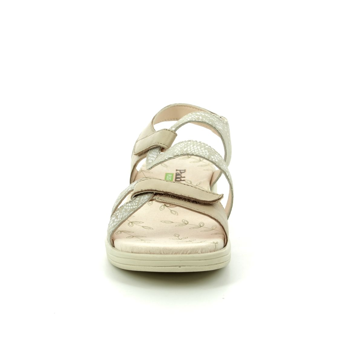 SALE - Padders Sunseek Sandal - Silver/White - Various Sizes
