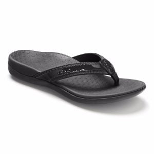 SALE - Vionic Islander Sandal - Black - UK4