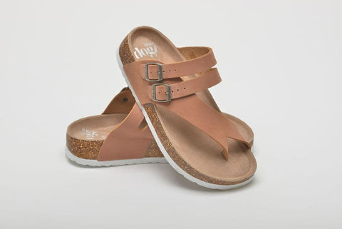 SALE - Beach Dogs Sandal - Brown - UK6