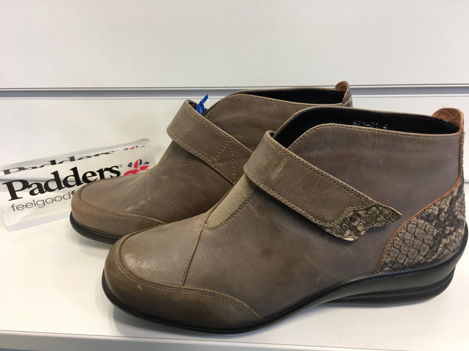 SALE - Padders Ankle Boot - Tan - UK 4