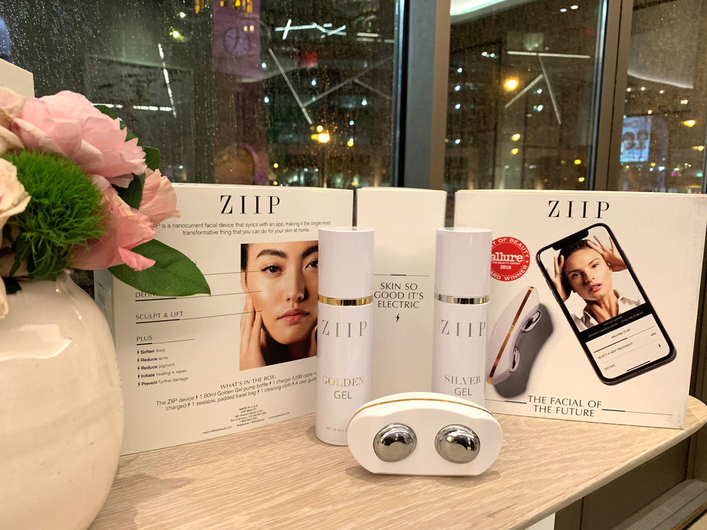 ZIIP - Taking Beauty Into Your Own Hands