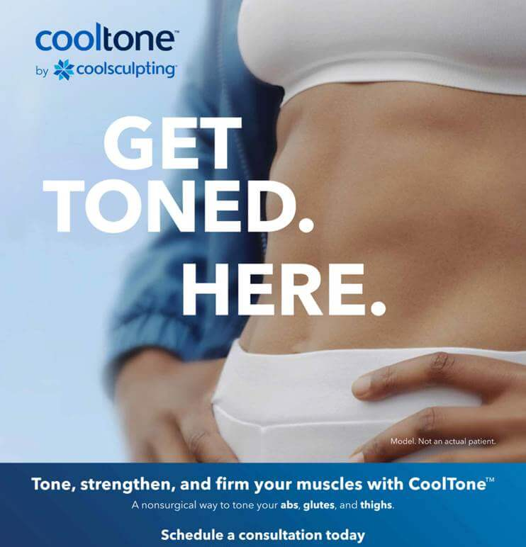 Get Toned Here - Cool Ton