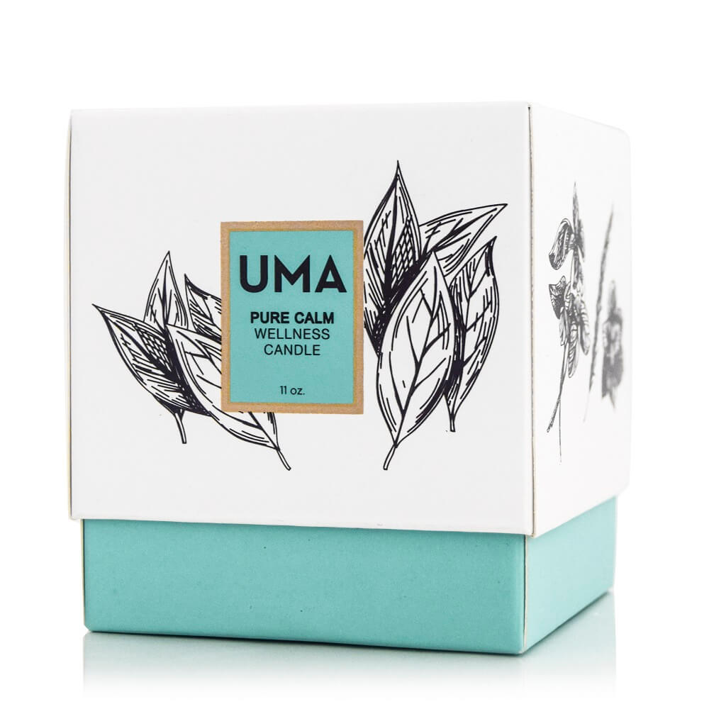 UMA - Pure Calm Wellness Candle