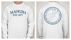 Madeira Map Long Sleeve