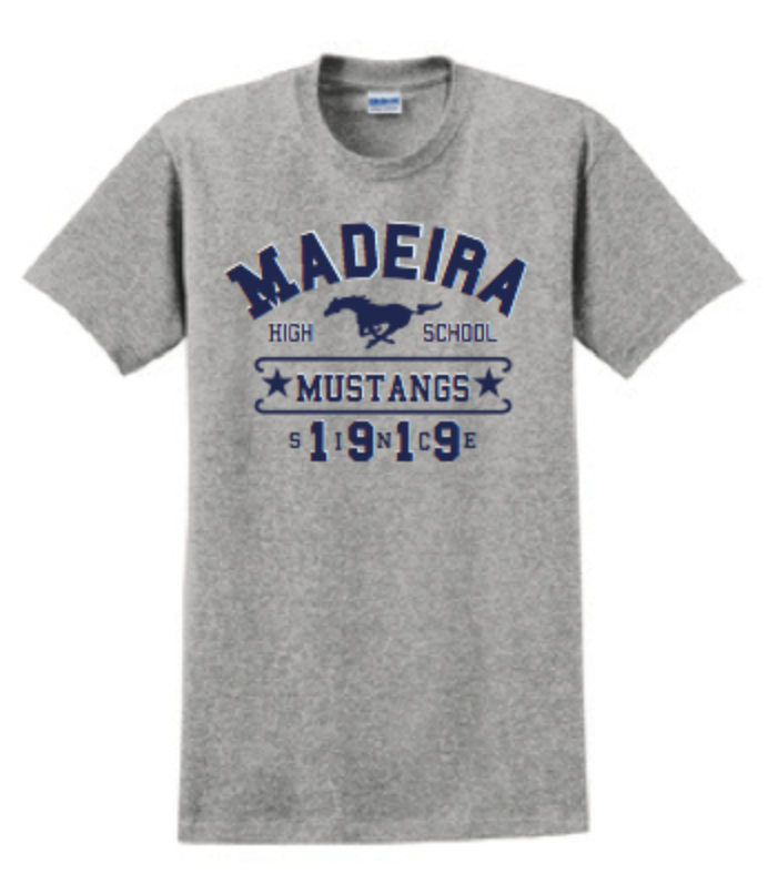 Vintage Madeira T-Shirt (Long & Short Sleeve)