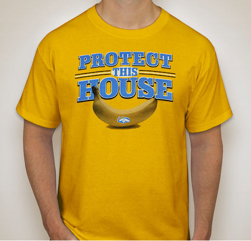 79cf006d Banana Bunch Protect This House Shirt – The Blue and Gold Store