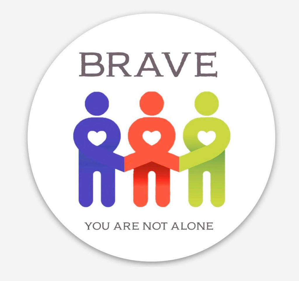 Brave Stickers