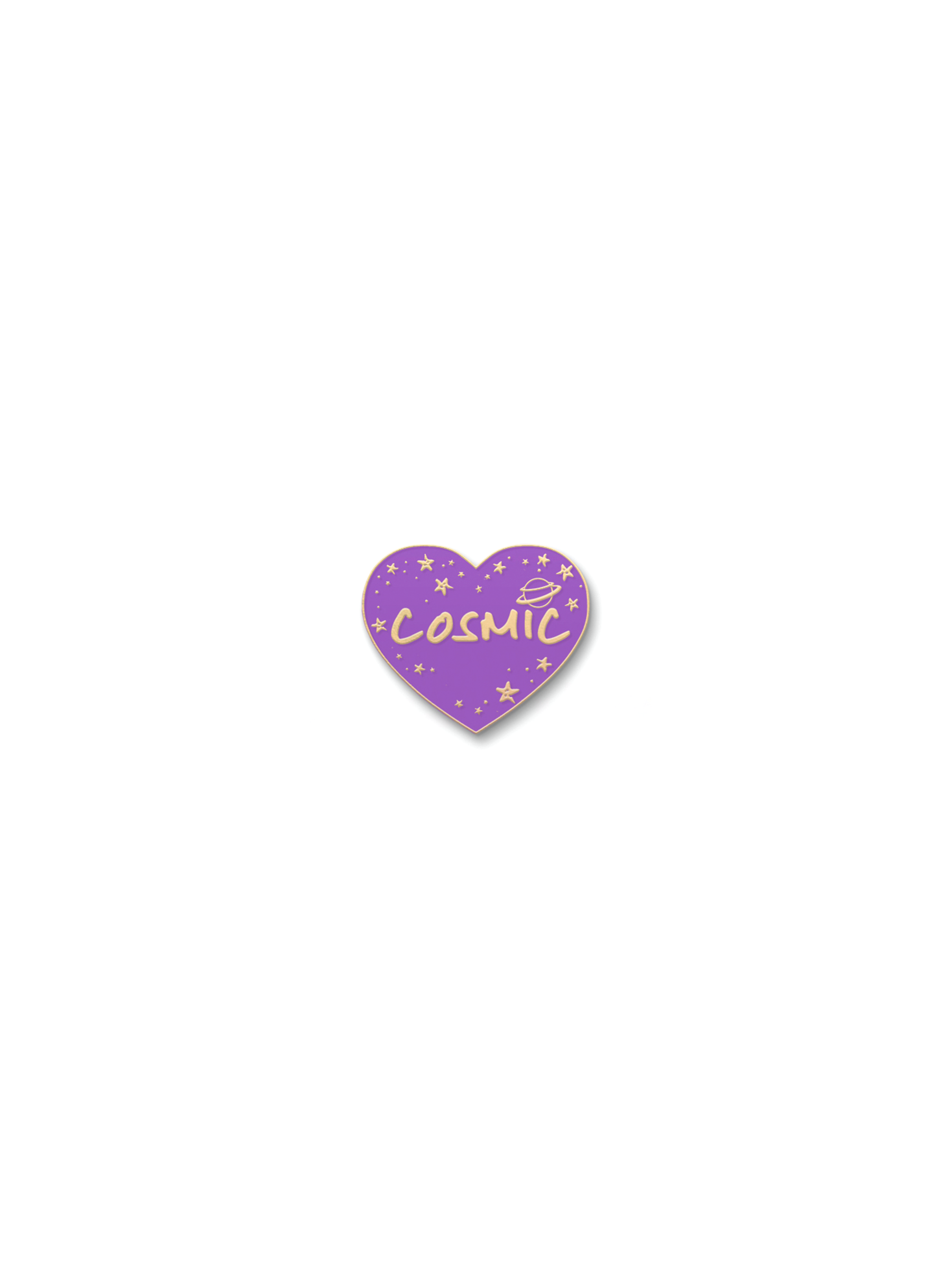 COSMIC LOVE PIN