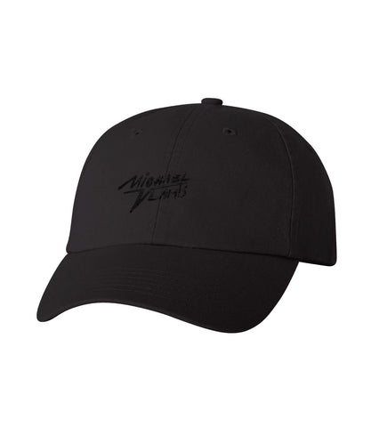 MV DAD HAT BLACK