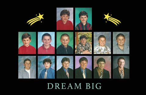 THE DREAM BIG POSTER