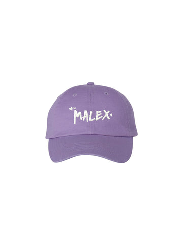 MALEX PURPLE DAD HAT