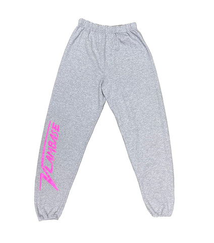 DIGITAL POP UP VLAMBASE SWEATPANTS GREY