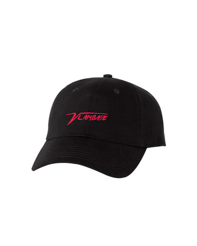 VLAMBASE DAD HAT BLACK