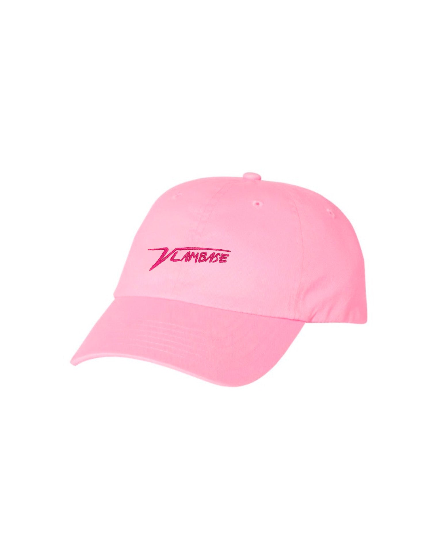VLAMBASE DAD HAT PINK