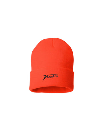 VLAMBASE BEANIE ORANGE