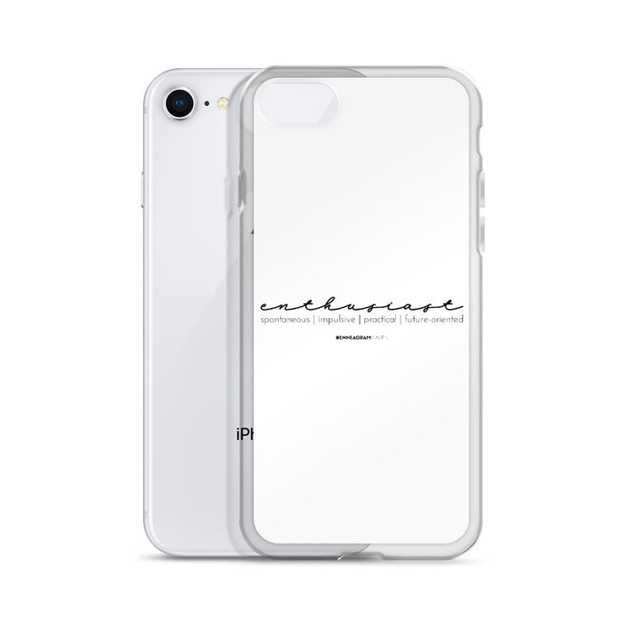 Enthusiast iPhone Case