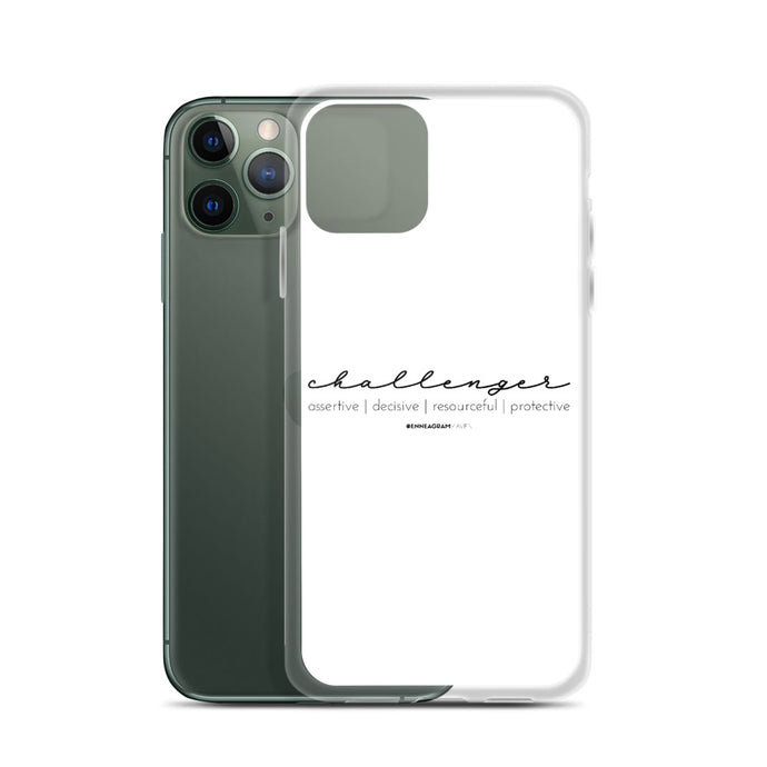 Challenger iPhone Case