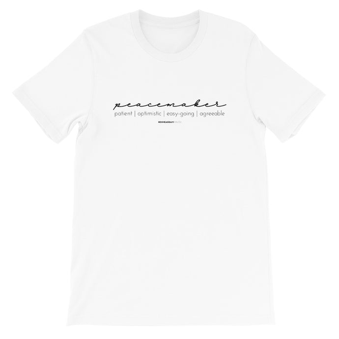 Peacemaker Attributes - Unisex T-Shirt
