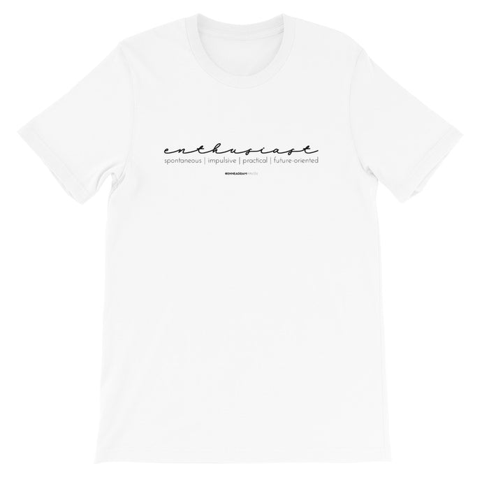 Enthusiast Attributes - Unisex T-Shirt