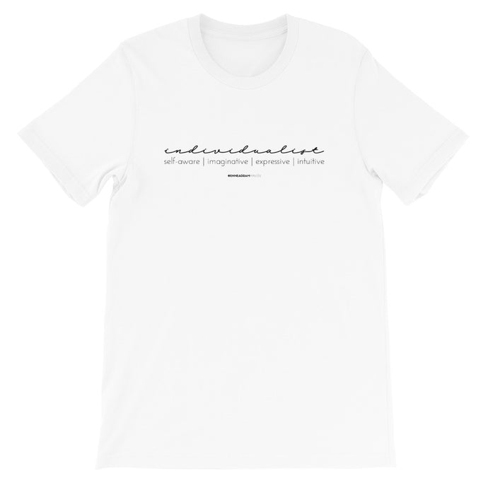 Individualist Attributes - Unisex T-Shirt