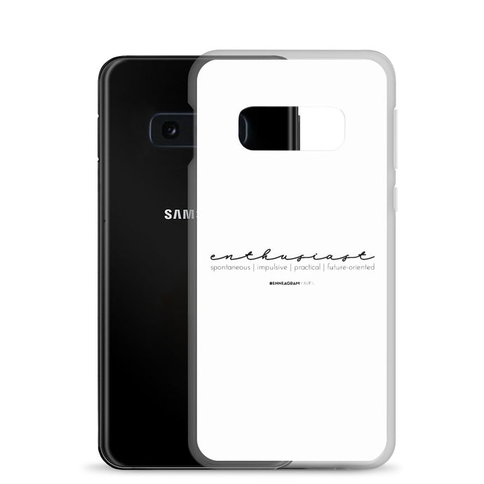 Enthusiast Samsung Case