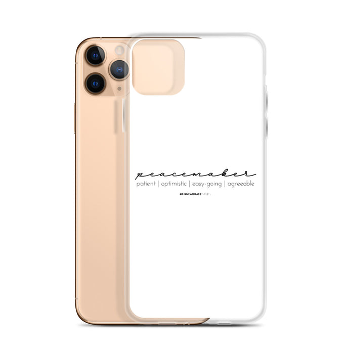 Peacemaker iPhone Case